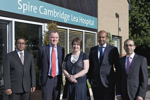 Urology experts providing urological treatments and consultations in Cambridge UK