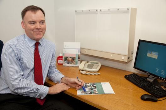 William Turner urology consultant